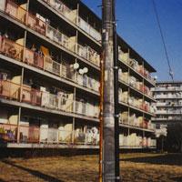 郊外のマンション