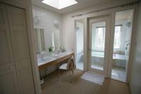 洗面所とバスルーム