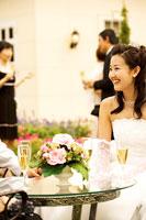 結婚パーティー 11000019855  写真素材・ストックフォト・画像・イラスト素材 アマナイメージズ