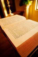 教会の聖書 11000019910| 写真素材・ストックフォト・画像・イラスト素材|アマナイメージズ