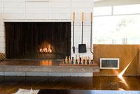 暖炉 11000043652| 写真素材・ストックフォト・画像・イラスト素材|アマナイメージズ