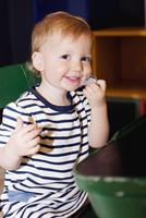 Toddler, portrait