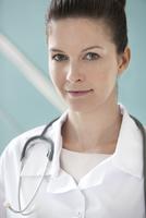 Doctor, portrait 11001062950| 写真素材・ストックフォト・画像・イラスト素材|アマナイメージズ