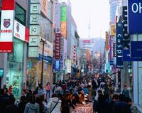 街の風景 ソウル