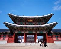 ソウル 景福宮 門