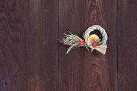 正月飾り 11002028171| 写真素材・ストックフォト・画像・イラスト素材|アマナイメージズ