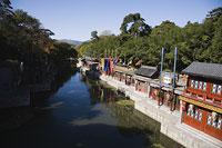 頤和園の蘇州街