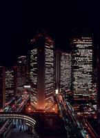 新宿の夜景 11002048745| 写真素材・ストックフォト・画像・イラスト素材|アマナイメージズ