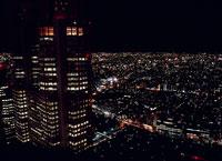 東京の南方面の夜景 11002048746| 写真素材・ストックフォト・画像・イラスト素材|アマナイメージズ