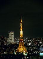 東京の西方面の夜景 11002048755| 写真素材・ストックフォト・画像・イラスト素材|アマナイメージズ