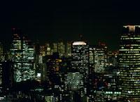 東京の北西方面の夜景 11002048756| 写真素材・ストックフォト・画像・イラスト素材|アマナイメージズ