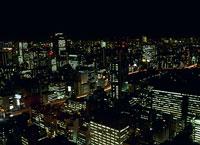 東京の北西方面の夜景 11002048757| 写真素材・ストックフォト・画像・イラスト素材|アマナイメージズ