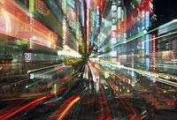 靖国通り東方向 11002048772| 写真素材・ストックフォト・画像・イラスト素材|アマナイメージズ