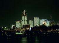 横浜の夜景 11002048795| 写真素材・ストックフォト・画像・イラスト素材|アマナイメージズ