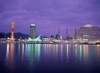 神戸港 11002048823| 写真素材・ストックフォト・画像・イラスト素材|アマナイメージズ