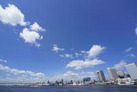 東京湾岸ビル群