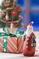 クリスマスイメージ サンタクロース 11002049542| 写真素材・ストックフォト・画像・イラスト素材|アマナイメージズ