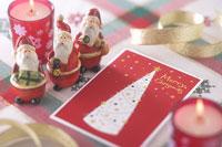 クリスマスイメージ カード 11002049563| 写真素材・ストックフォト・画像・イラスト素材|アマナイメージズ
