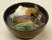 雑煮,北海道
