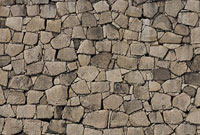 大阪城の石垣 11002053250| 写真素材・ストックフォト・画像・イラスト素材|アマナイメージズ