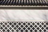 京都市内の塀 11002053254| 写真素材・ストックフォト・画像・イラスト素材|アマナイメージズ