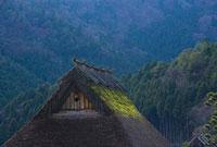 京都府南丹市美山町のかやぶきの里 11002053269| 写真素材・ストックフォト・画像・イラスト素材|アマナイメージズ