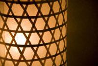 和風照明 11002053307  写真素材・ストックフォト・画像・イラスト素材 アマナイメージズ
