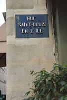 パリの通り名のプレート 11002053383| 写真素材・ストックフォト・画像・イラスト素材|アマナイメージズ