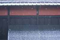 祇園に降る雪