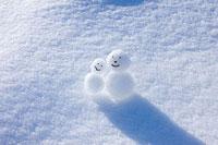 雪だるま 11002054412| 写真素材・ストックフォト・画像・イラスト素材|アマナイメージズ