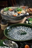 ふぐ料理イメージ 11002056136| 写真素材・ストックフォト・画像・イラスト素材|アマナイメージズ