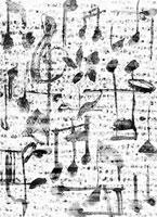 音譜書 11002056196| 写真素材・ストックフォト・画像・イラスト素材|アマナイメージズ