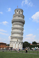 ピサ ピサの斜塔