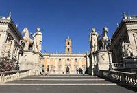 ローマ カンピドーリオ広場