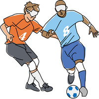 障害者スポーツ 視覚障害者5人制サッカー