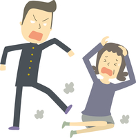子供から親への家庭内暴力