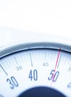 体重計の目盛