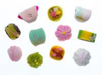 和菓子 11004019104| 写真素材・ストックフォト・画像・イラスト素材|アマナイメージズ
