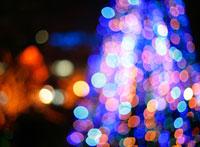 クリスマスのイルミネーション 11004021331| 写真素材・ストックフォト・画像・イラスト素材|アマナイメージズ