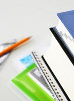 辞書と勉強道具