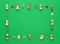 クリスマスのフレーム 11004021867| 写真素材・ストックフォト・画像・イラスト素材|アマナイメージズ