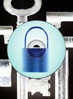 CDと鍵の合成