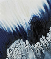 青色のイメージ