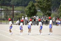 小学校の運動会イメージ