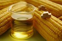 トウモロコシとコーン油