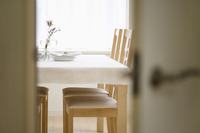 ダイニングテーブル 11004100406| 写真素材・ストックフォト・画像・イラスト素材|アマナイメージズ