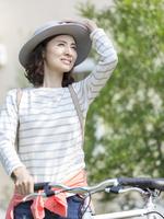 日本人の40代の女性