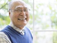 日本人のシニア男性
