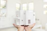 住宅の模型 11004119869| 写真素材・ストックフォト・画像・イラスト素材|アマナイメージズ