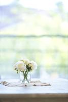 窓辺の花 11004120981  写真素材・ストックフォト・画像・イラスト素材 アマナイメージズ